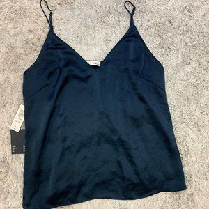 NWT Wilfred Free Boscono Camisole - Summer Night